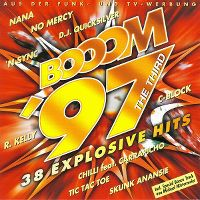 Cover  - Booom '97 - 38 Explosive Hits [The Third]